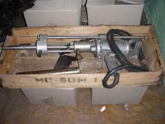 Drilling MC-50M car manual