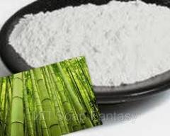 Bamboo powder