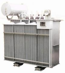 Трансформатор ТМ-400/10-0,4