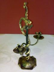 """Gift candlestick """"Symbol of year"""