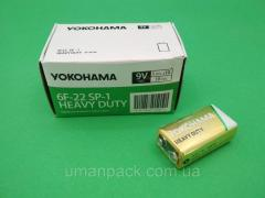 Элемент питания (батарейка) Батарейка Yokohama 9V