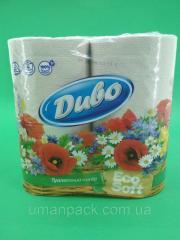 Туалетная бумага макулатурная. серая (а4) Диво (1