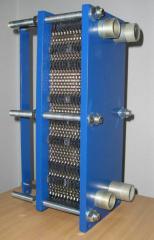 Пластинчатый теплообменник киев теплообменник прокладки характеристика