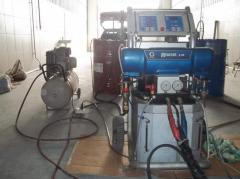 Waterproofing for walls, a shumoizoyation, heat