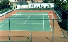 Сетка для теннисного корта, футбольного поля,