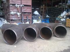 Відвід сталевий гнутий 426 / ДУ-400 х 11/10/7 мм