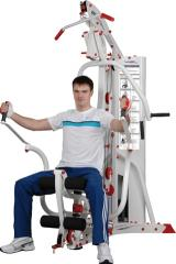 Exercise machines for fitness of century 581
