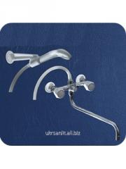 Смеситель для ванны ПВХ шланг арт.СВ11У1Х222