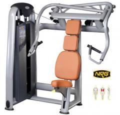 The exercise machine is cargo block, the Press at