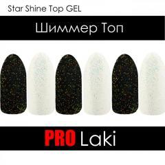 Финишное покрытие с микроблеском Pro-Laki...