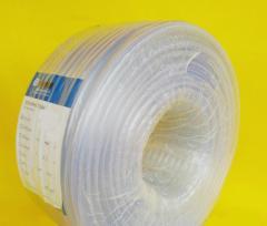 Шланг пищевой ,диаметр 5 мм ,стенка 0,8 мм, 100