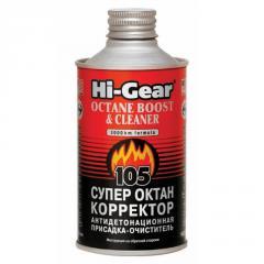 HG3306 325мл Супер октан-корректор (на 60л)
