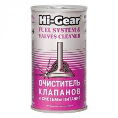 HG3235 295мл Очиститель клапанов и системы питания