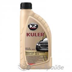 Антифриз -35°C красный 1л Kuler G12T201C K2