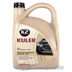 Антифриз -35°C красный 5л Kuler G12 T205C K2