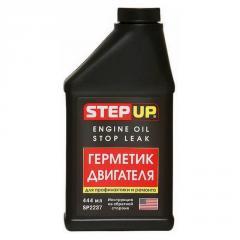 SP2237 Герметик двигателя 444мл StepUp