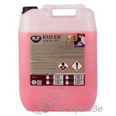 Антифриз -35°C красный 20кг Kuler G12 W406CK2