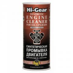 HG2222 444мл Синтетическая промывка двигателя с