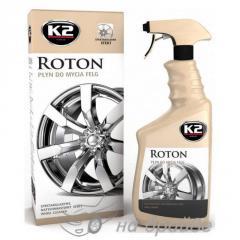 Очиститель дисков и колпаков Roton700мл G1671 К2