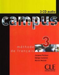 Campus 3 CD Audio pour la Classe