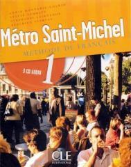 Metro Saint-Michel 1 CD audio pour la classe