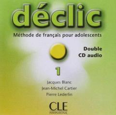 Declic 1 CD audio pour la classe