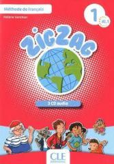 ZigZag 1 CD audio pour la classe