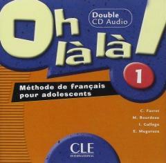 Oh La La! 1 CD audio pour la classe