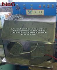 Машина для производства обуви предназначена для