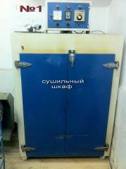Шкаф сушильный(для сушки клея)