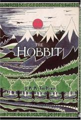 Книга The Hobbit
