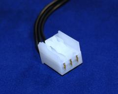 Разъём 3 pin прикуривателя ВАЗ 2115.