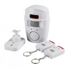 Автономная сигнализация 110 dB(для помещений-дома,гаража,кладовки с датчиком движения)