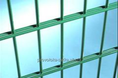 2Д забор усиленный: секция 2,03х2,5м Øгориз.