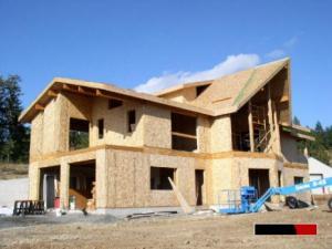 Строительство домов из сендвич панелей по