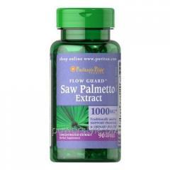 Витамины Puritan'sPride Saw Palmetto Extract 90