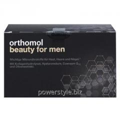 Витамины Orthomol Beauty for Men