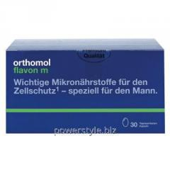 Витамины Orthomol Flavon M – качественный помощник