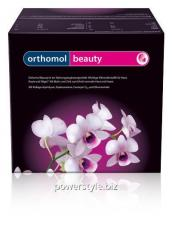 Витамины Orthomol Beauty