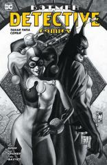 Бэтмен. Detective Comics. Такая типа семья Комікс