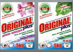 Besfosfatny laundry detergent ORIGINAL PLUS