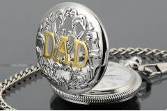 Карманные часы - подарок отцу BAXTA KS