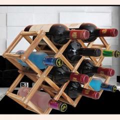 Подставка для вина на 10 бутылок Youe Shone №4