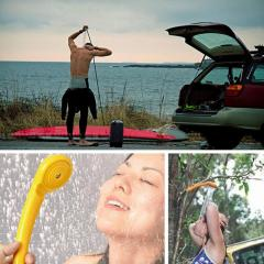 Туристический душ