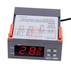 Терморегулятори для побутових приладів