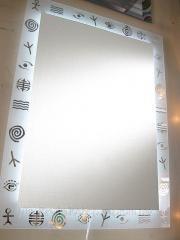 Зеркало с подсветкой - светодиод, зеркала для