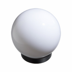 Светильник парковый шар GLOBE 300 Опаловый