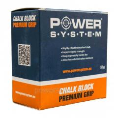 Магнезия Блок PowerSystem - CHALK BLOCK 56G
