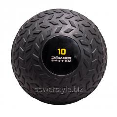 Мяч SlamBall для кросфита и фитнеса Power System