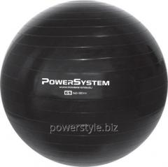 Мяч для фитнеса и гимнастики Power System PS-4012 Pro Gymball 65 cm Black